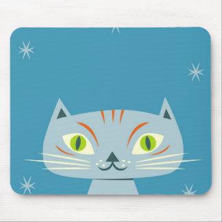 Gato del gatito mouse pad
