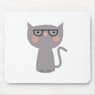 Gato del gatito alfombrillas de ratones