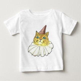 Gato del payaso remera