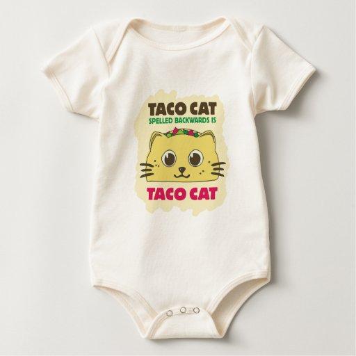 Gato del Taco Body De Bebé