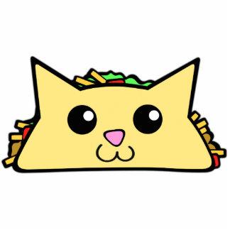 Gato del Taco Imán Fotoescultura