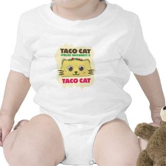 Gato del Taco Trajes De Bebé
