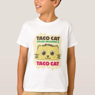Gato del Taco Playera