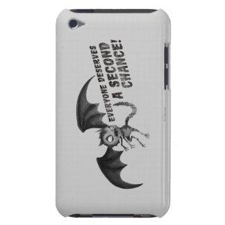 Gato del vampiro: Cada uno merece una segunda opor Case-Mate iPod Touch Carcasa