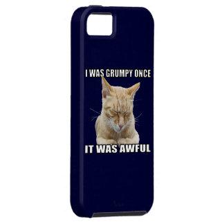 Gato del zen iPhone 5 Case-Mate cárcasa