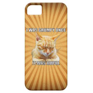Gato del zen iPhone 5 Case-Mate cárcasas