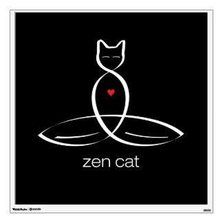 Gato del zen - texto regular del estilo