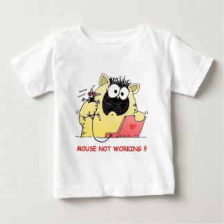 Gato divertido de Hilarous Tee Shirt