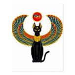 Gato egipcio postales