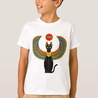 Gato egipcio remeras