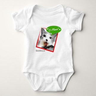 gato elegante camisas