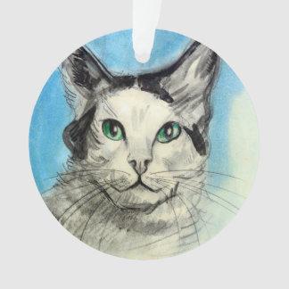 Gato en el azul, Francisco Picabia