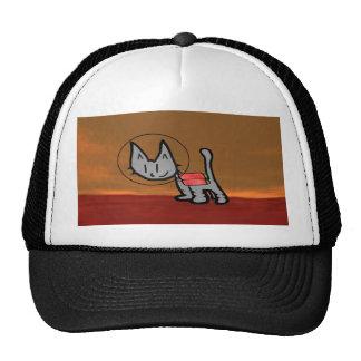 Gato en Marte Gorras