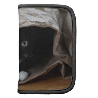 Gato en un bolso 2 organizador