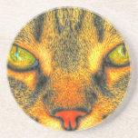 Gato Eyes.jpg Posavasos Diseño