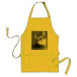 Gato fresco Cookin Delantal