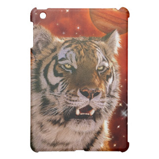 Gato grande de la fauna del tigre de la fantasía y