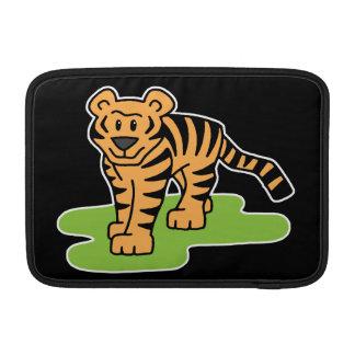 Gato grande del tigre de Bengala del clip art del Fundas Macbook Air