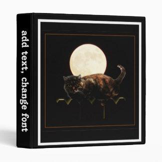 """Gato iluminado por la luna carpeta 1"""""""