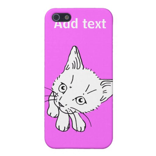 Gato iPhone 5 Protector
