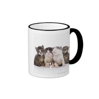 Gato japonés taza de café