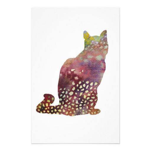gato manchado papeleria