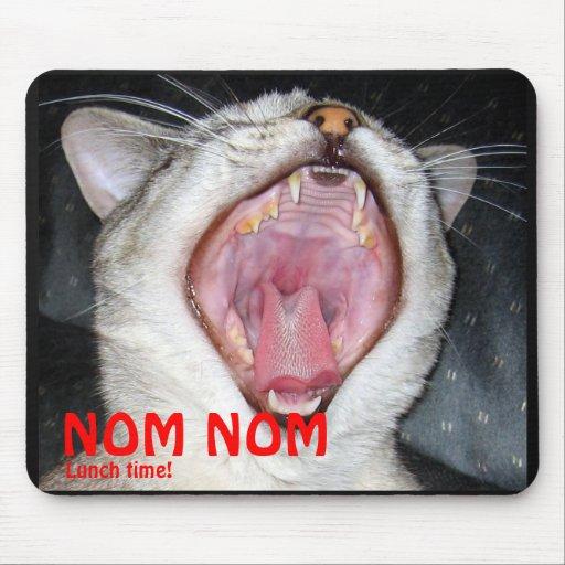 Gato Mousepad Alfombrillas De Ratones
