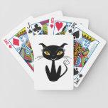 Gato negro caprichoso barajas
