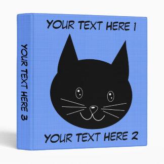"Gato negro carpeta 1"""