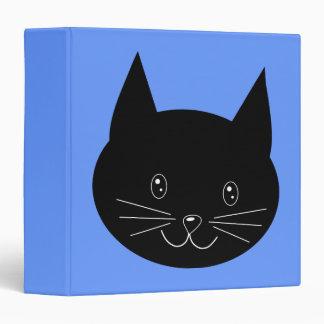 "Gato negro carpeta 1 1/2"""