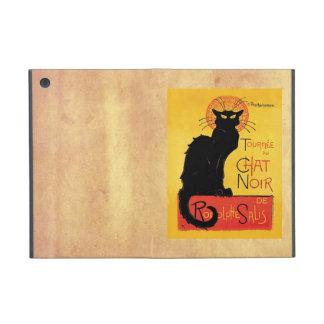 Gato negro de Du Chat Noir iPad Mini Cárcasas