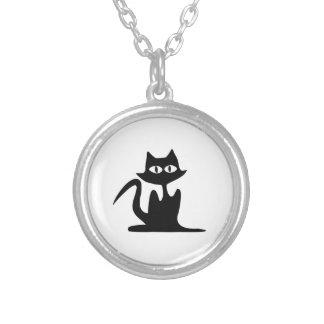 Gato negro de Halloween Joyerías
