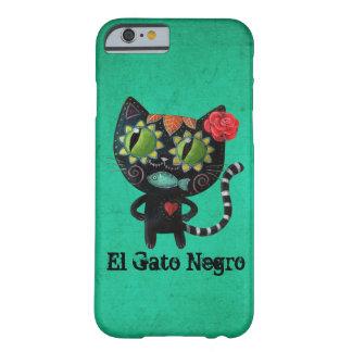 Gato negro de los muertos