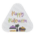 Gato negro del caramelo de Halloween Altavoz