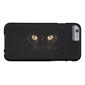 Gato negro funda barely there iPhone 6