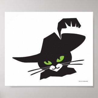 Gato negro posters