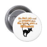 Gato negro pins