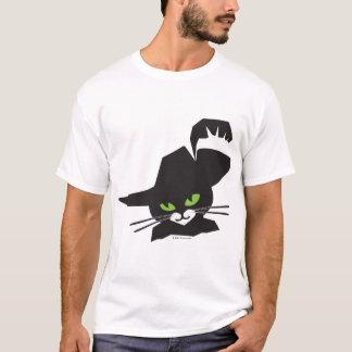 Gato negro playera