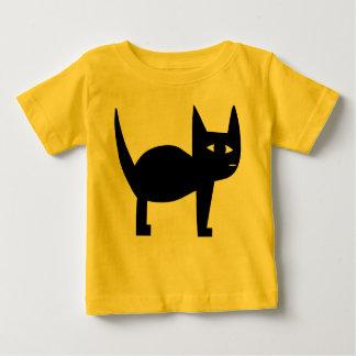 Gato negro poleras