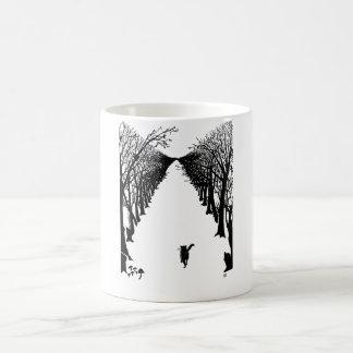 Gato negro, Rudyard Kipling Tazas De Café