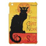 Gato negro Salis de Du Chat Noir iPad Mini Cárcasa