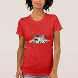 Gato orgulloso camiseta