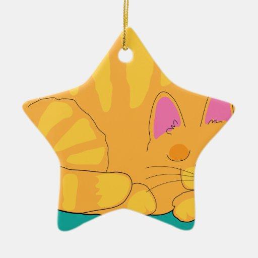 Gato Ornamentos De Reyes