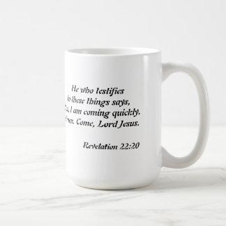 Gato para Jesús que espera Taza De Café