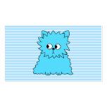 Gato persa azul lindo plantillas de tarjetas de visita