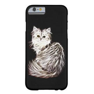 Gato persa de Fractalius Funda Barely There iPhone 6