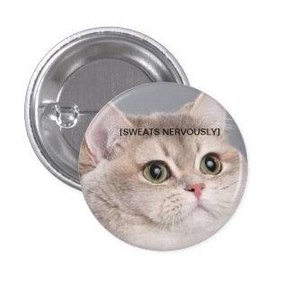 gato pin redondo de 1 pulgada