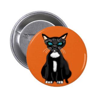 gato pin redondo de 2 pulgadas