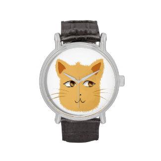 Gato Relojes De Mano