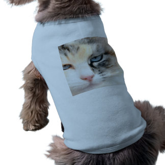 Gato Playera Sin Mangas Para Perro